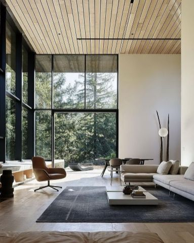 Miner Road Residence Is Designed By Faulkner Architects