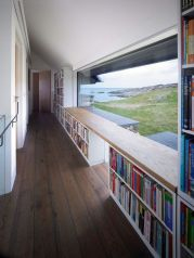 Revamp Transforms Crumbling S Stone House ⊶ Via Curbed #BookshelfIdeas
