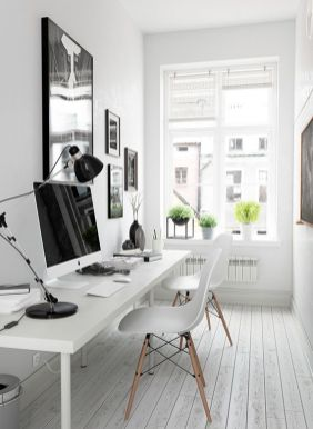 Small Home Office Inspiration - Myparadissi.com