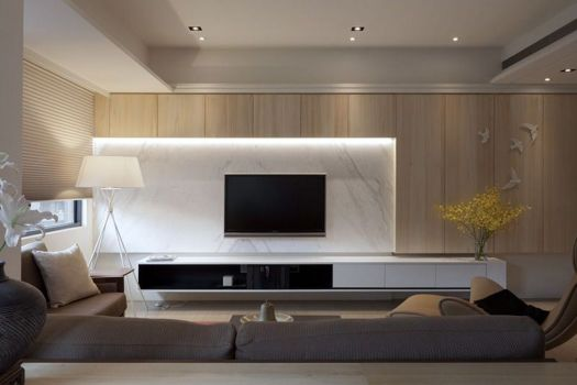 The Perfect TV Wall Ideas That Will Not Sacrifice Your Look - 01
