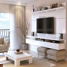 The Perfect TV Wall Ideas That Will Not Sacrifice Your Look - 04