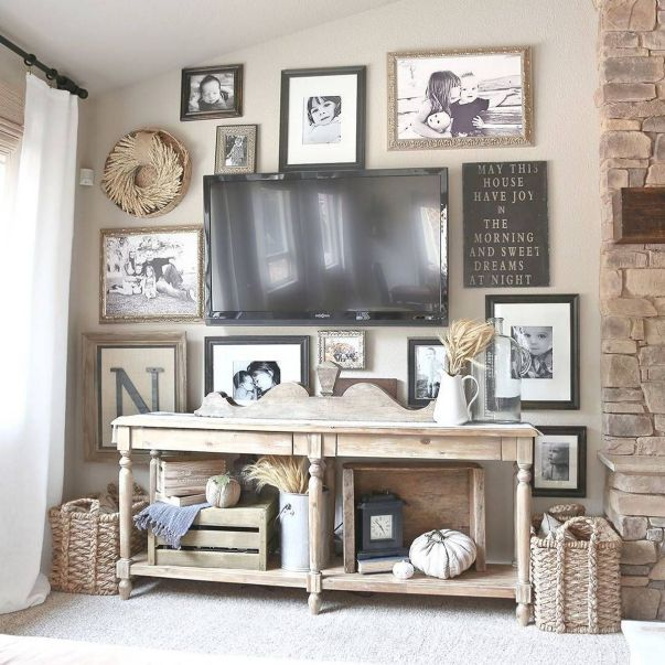 The Perfect TV Wall Ideas That Will Not Sacrifice Your Look - 06