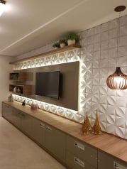 The Perfect TV Wall Ideas That Will Not Sacrifice Your Look - 13