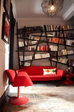 Toronto Home Comes Back From The Brink Houz ⊶ Via Houzz #BookshelfIdeas