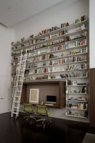 Varias Inspira ⊶ Via Conexaodecor #DreamLibrary