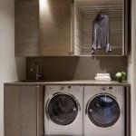 36 ideas para decorar y organizar tu cuarto de lavado - 16