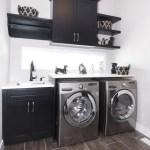 36 ideas para decorar y organizar tu cuarto de lavado - 32