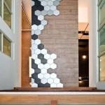 35 ideas de aplicación de pisos de madera laminada (21)