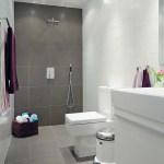 44 ideas para decorar y organizar baños pequeños (1)