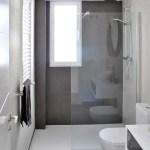44 ideas para decorar y organizar baños pequeños (10)