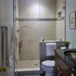 44 ideas para decorar y organizar baños pequeños (8)
