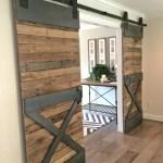 56 Modelos de puertas corredizas ideales para espacios pequeños (39)