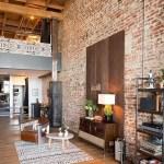 28 ideas de decoración para lograr un hogar con estilo industrial (13)