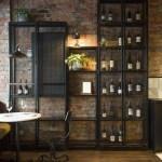 28 ideas de decoración para lograr un hogar con estilo industrial (14)