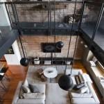 28 ideas de decoración para lograr un hogar con estilo industrial (24)