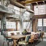 28 ideas de decoración para lograr un hogar con estilo industrial (25)