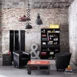 28 ideas de decoración para lograr un hogar con estilo industrial (8)