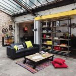 28 ideas de decoración para lograr un hogar con estilo industrial (9)