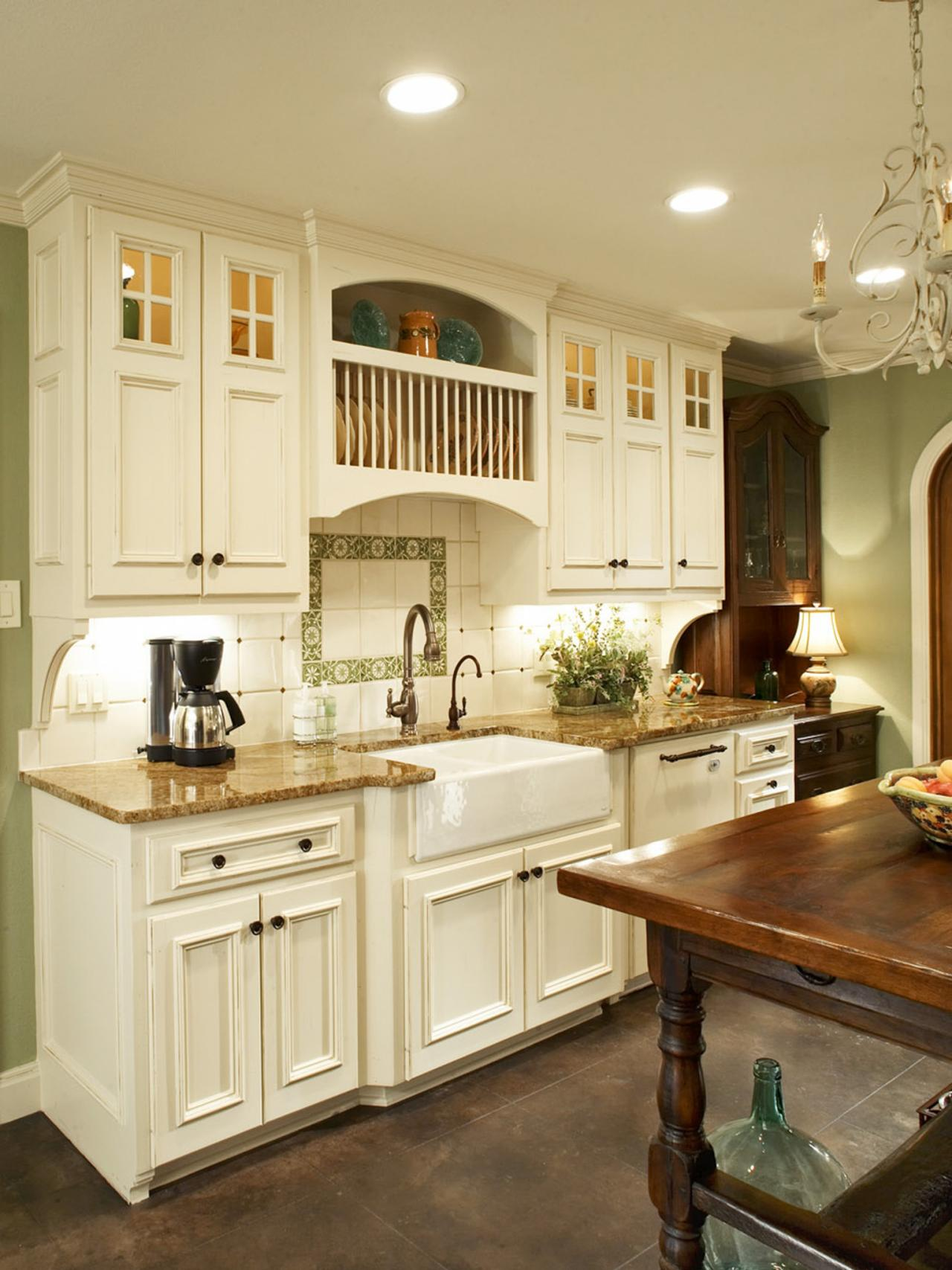 French country kitchen sinks - 15 rules for installing ... on Kitchen Sink Ideas  id=91095