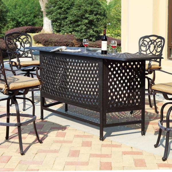 outdoor patio bar sets furniture Complement your home with outdoor nature - Top 20 Outdoor