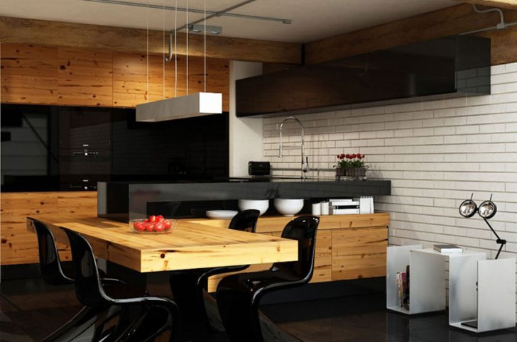 Making Urban Kitchen Inviting Space Top
