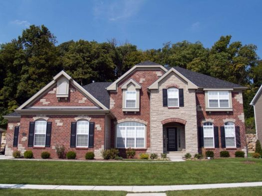 Good Exterior Paint Colors With Brick | Home Painting
