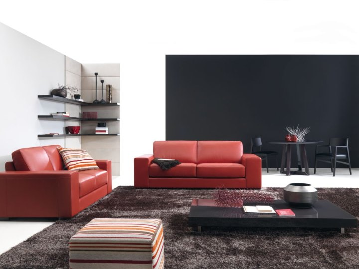 Living Room Ideas With Red Couch Aecagraorg - Red sofa living room ideas