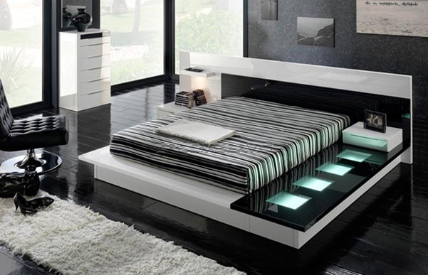 modern contemporary bedroom furniture sets | interior & exterior doors