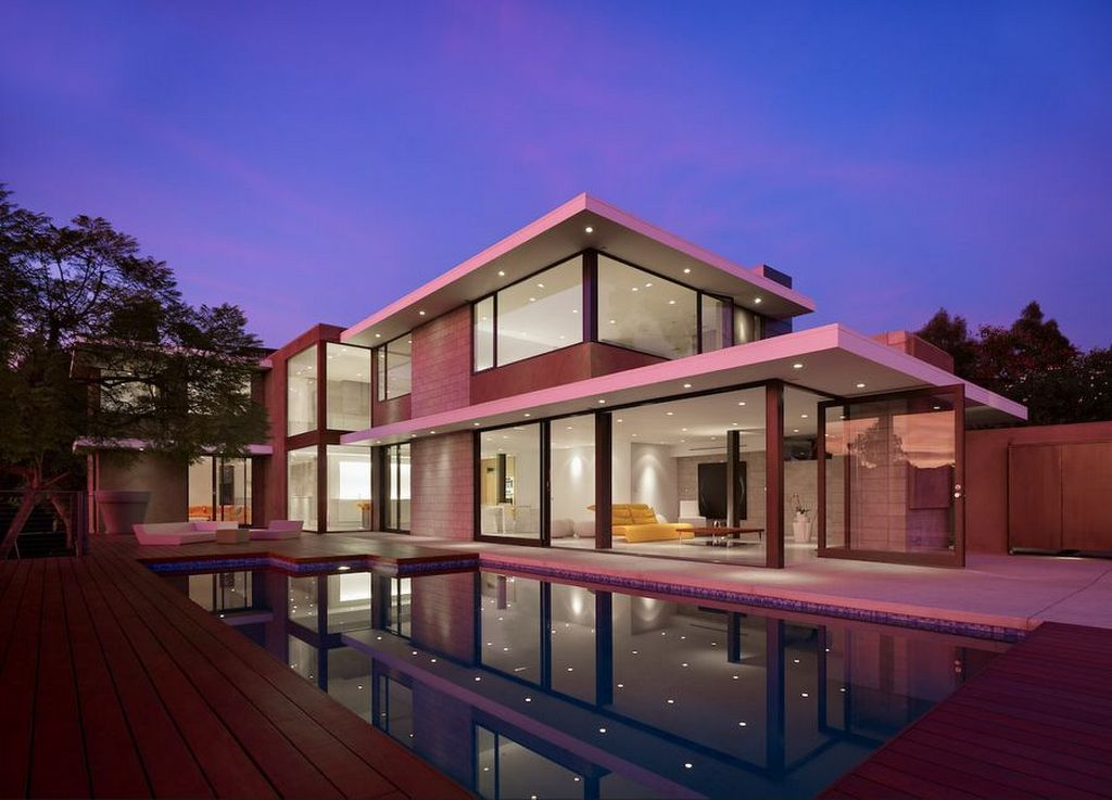 Large Modern Exterior For Homes