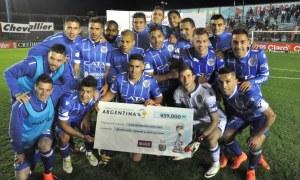Godoy cruz - Estudiantes BsAs (Prensa Copa Argentina)