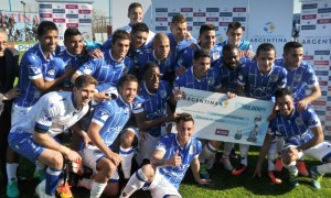 Godoy Cruz 1-0 Banlfied (Prensa Copa Argentina)