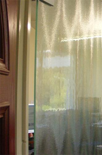 Chinchilla Glass Doors