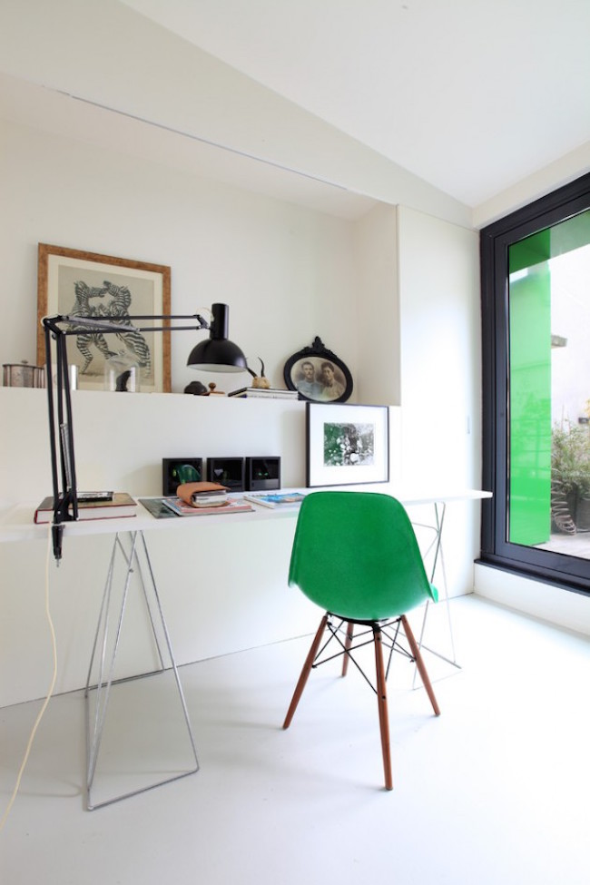 25 Chic Scandinavian Home Office Designs Interior God