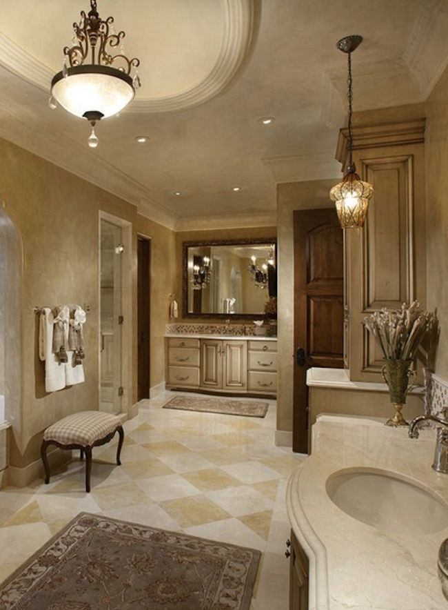 Bathroom Designs And Colors