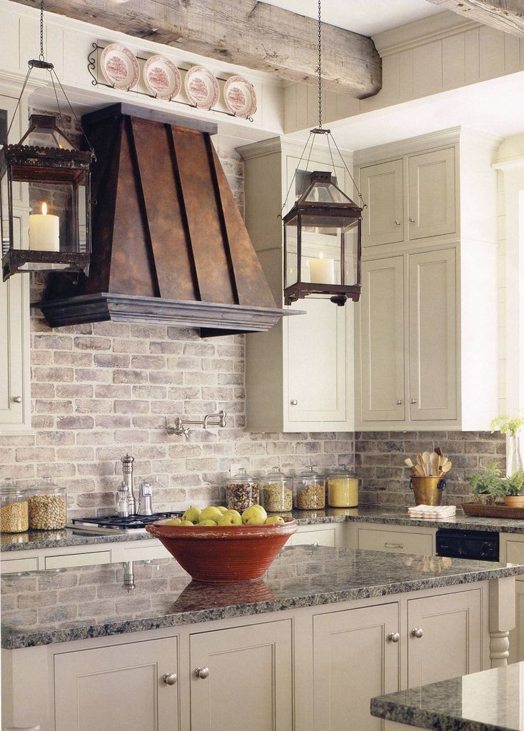 23 Cozy And Chic Farmhouse Kitchen Design Ideas | Interior God on Rustic:1Gdhjdx6F3G= Farmhouse Kitchen  id=30384