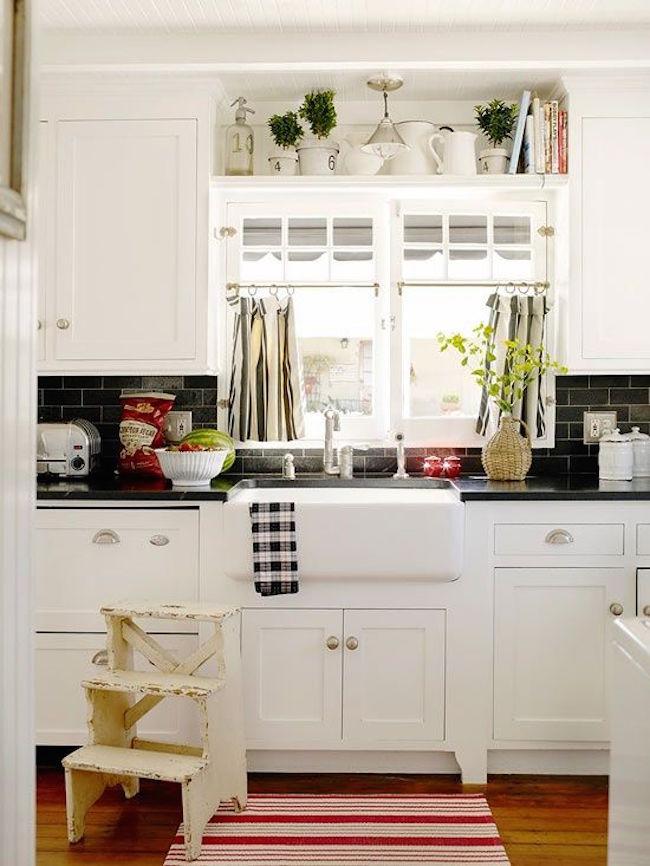 23 Cozy And Chic Farmhouse Kitchen Design Ideas | Interior God