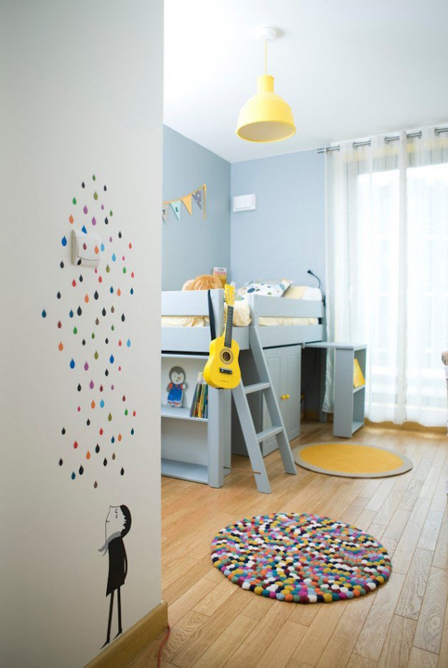 20 Amazing Contemporary Kids Room Designs Interior God