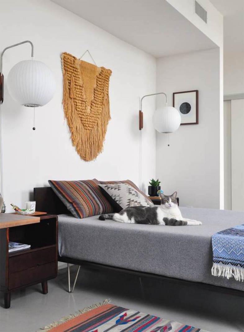 23 Stylish Mid Century Modern Bedroom Designs | Interior God on Minimalist:btlhhlwsf8I= Bedroom Design  id=30890