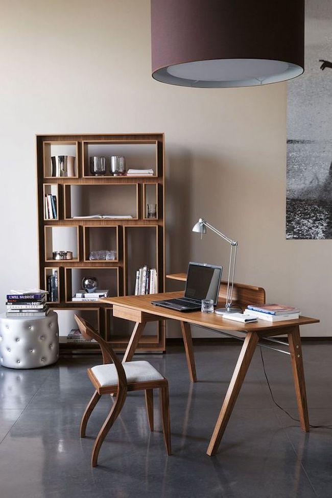 20 Splendid Modern Home Office Design Ideas   Interior God on Teenage:rfnoincytf8= Room Designs  id=58996