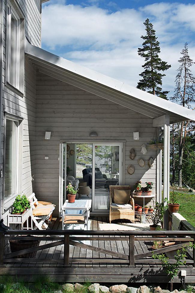 17 Beautiful Scandinavian Outdoor Designs Interior God