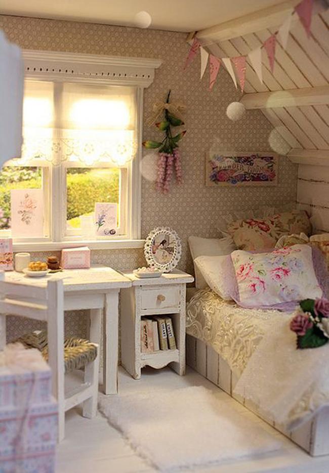 23 Beautiful Shabby Chic Kids Room Designs Interior God