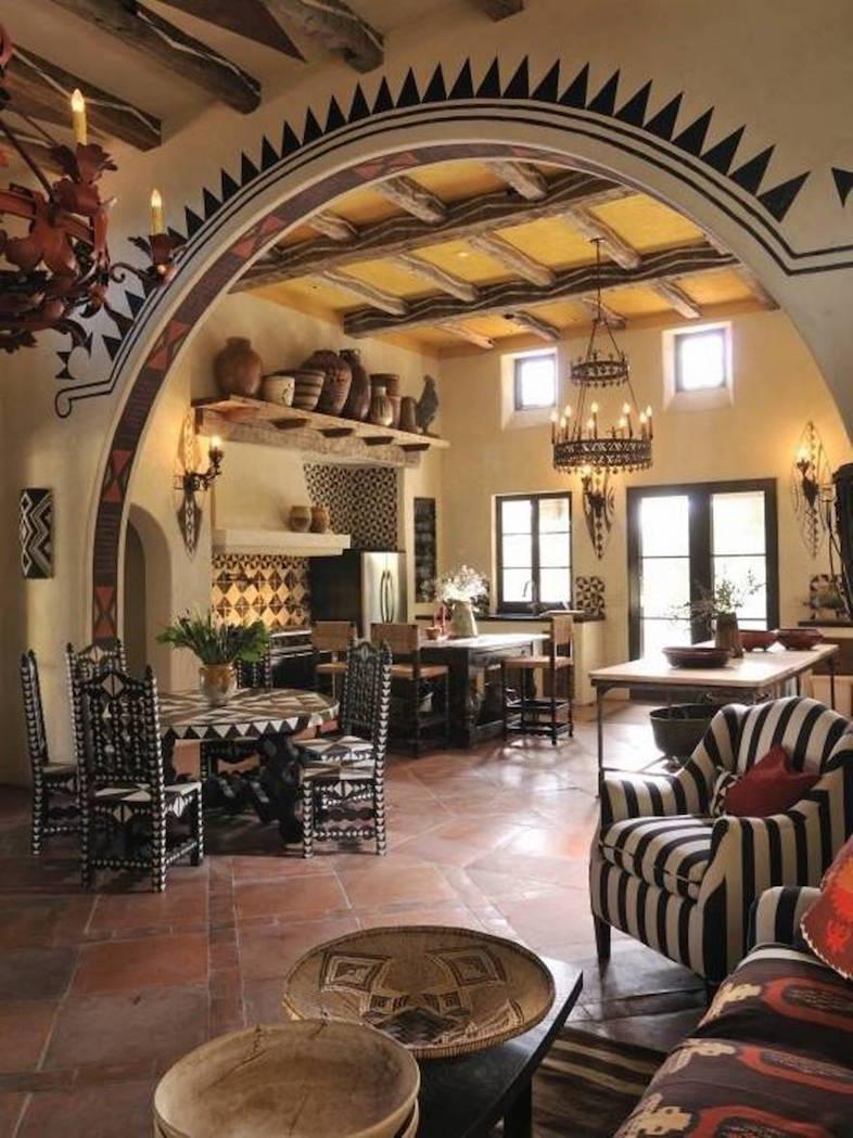 23 Southwestern Kitchen Designs To Your Home Interior God