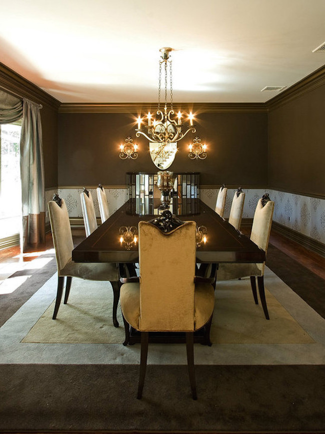 25 great transitional dining room designs your home on dining room inspiration id=16245