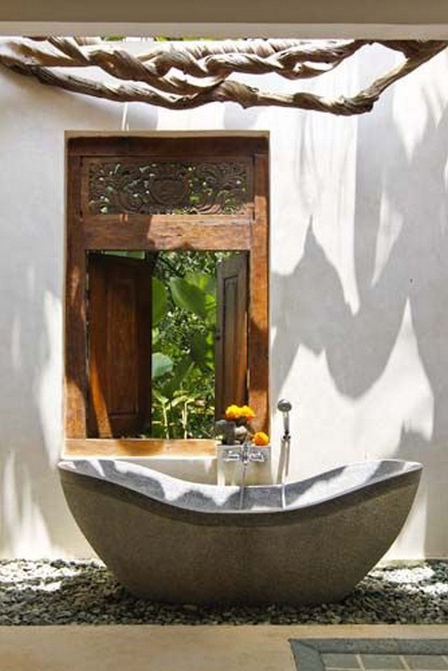 23 Stunning Tropical Bathroom Design Ideas Interior God