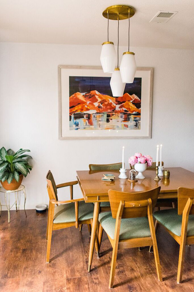 Captivating Mid Century Dining Room Design Your Home Interior God