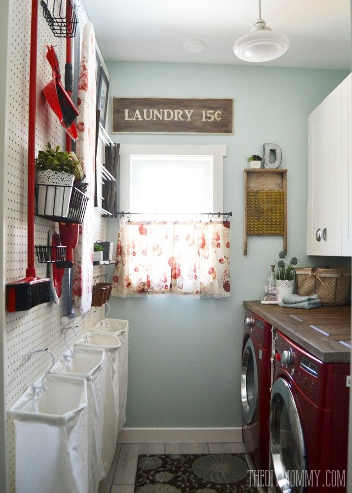 20 Small Laundry Room Ideas Interior God