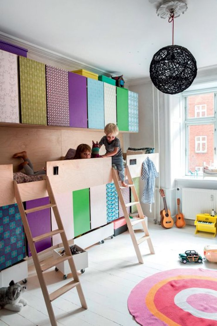 23 Cool Shared Kids Room Ideas Interior God