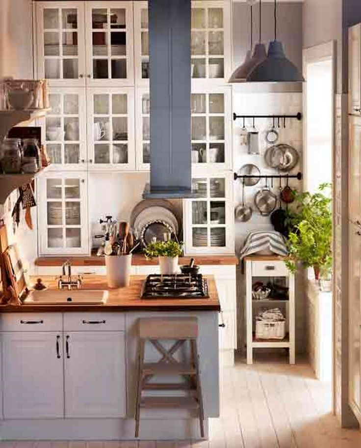 28 Elegant Small Kitchen Design Ideas   Interior God on Small Space:fn118Lomvuk= Small Kitchen Ideas  id=52000