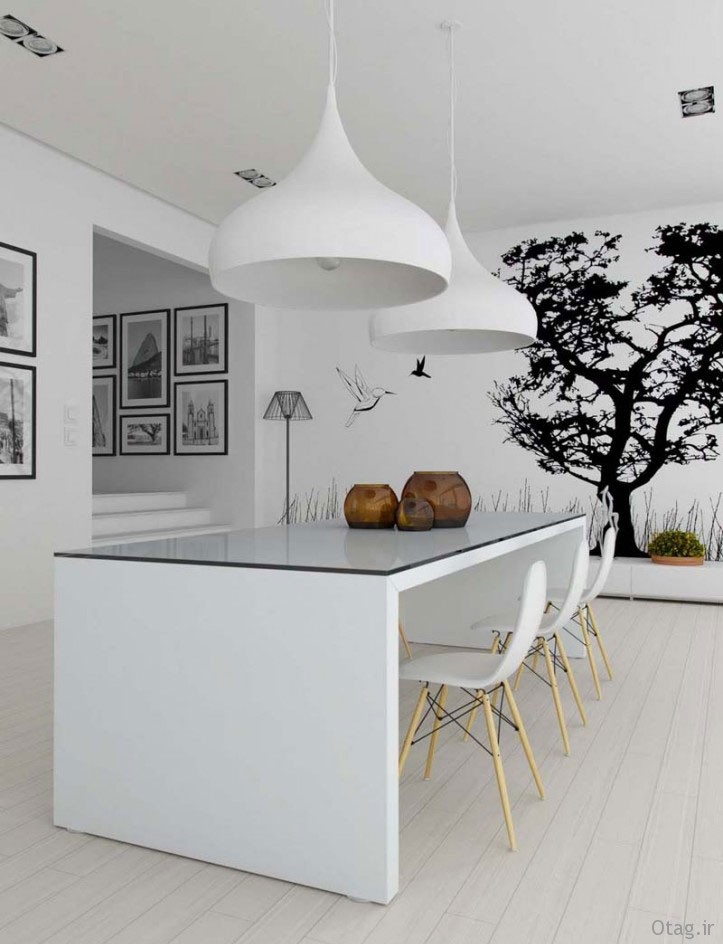 37 Stylish Minimalist Dining Room Design Ideas Interior God