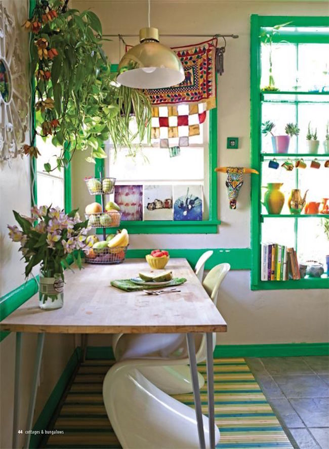 41 Colorful Boho Chic Kitchen Design Ideas Interior God